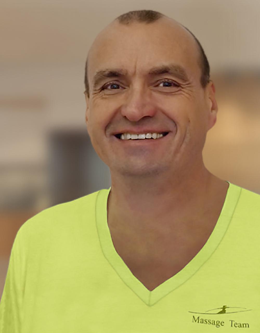 Gerd Haase geboren, 1965 in Woldegk